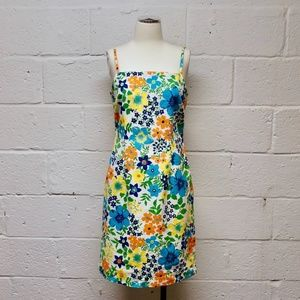 SALE VTG Tommy Hilfiger Floral Shift Dress